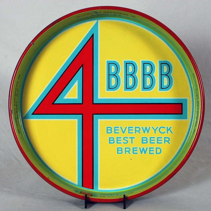 Beverwyck 4 BBBB tray Beer
