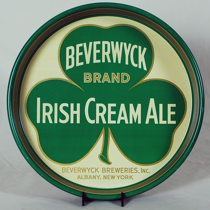 Beverwyck 3 Leaf Clover Tray Beer