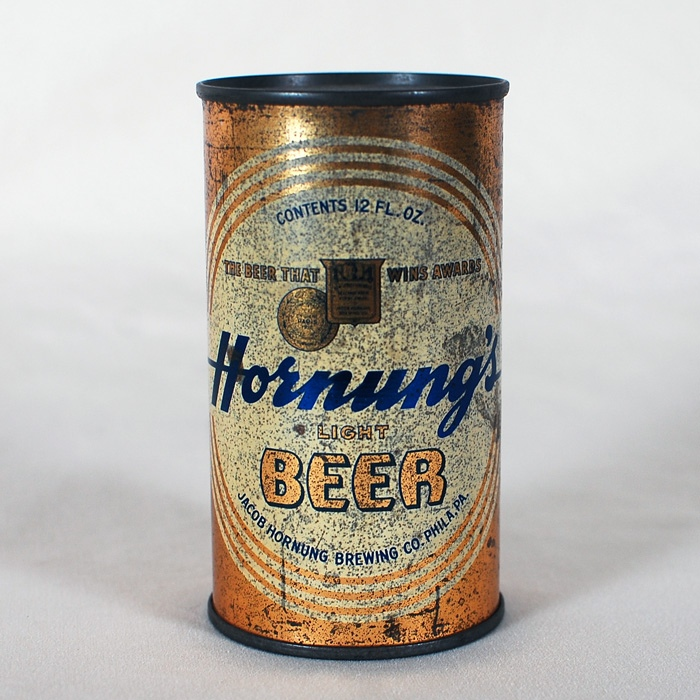 Hornung's Light Beer 419 Beer