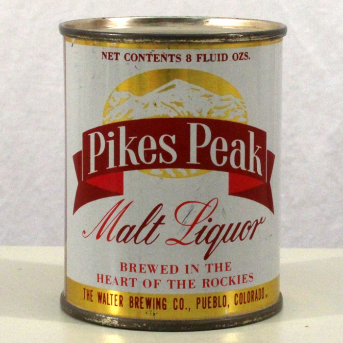 Pikes Peak Malt Liquor 242-07 Beer