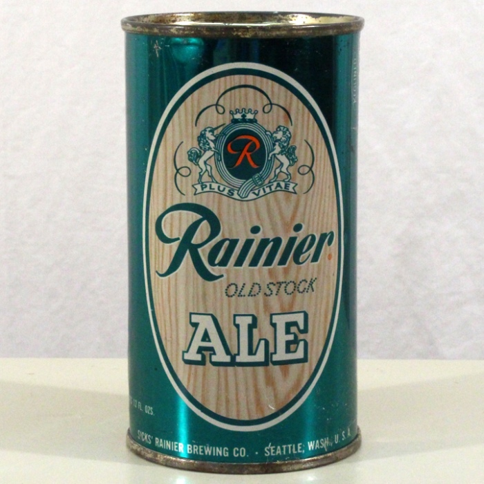 Rainier Old Stock Ale 118-05 Beer