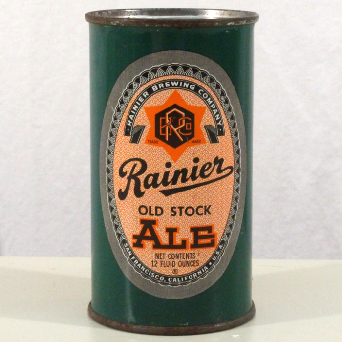 Rainier Old Stock Ale 117-27 Beer