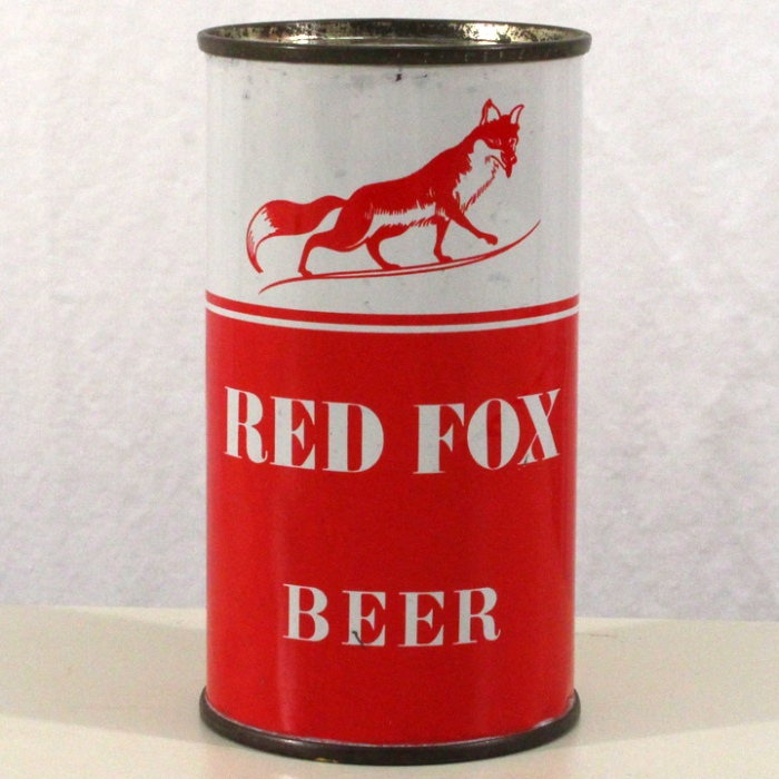 Red Fox Beer (Chicago) 119-21 Beer