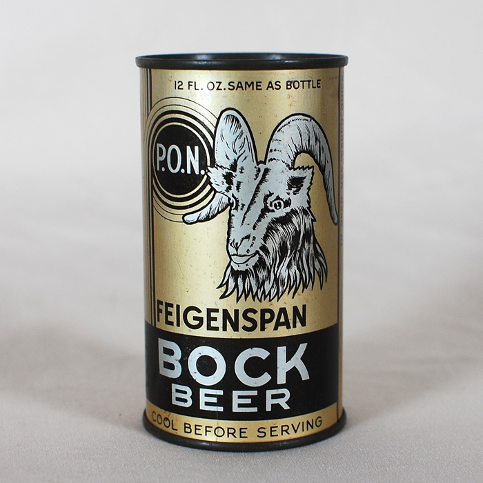 Feigenspan Bock Long Opener 267 Beer