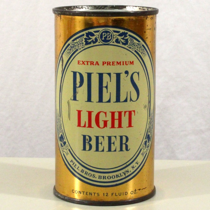Piel's Light Beer (Brooklyn) 115-15 Beer