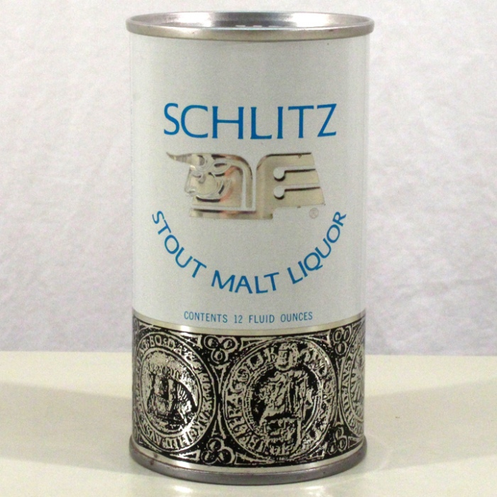 Schlitz Stout Malt Liquor L121-32 Beer
