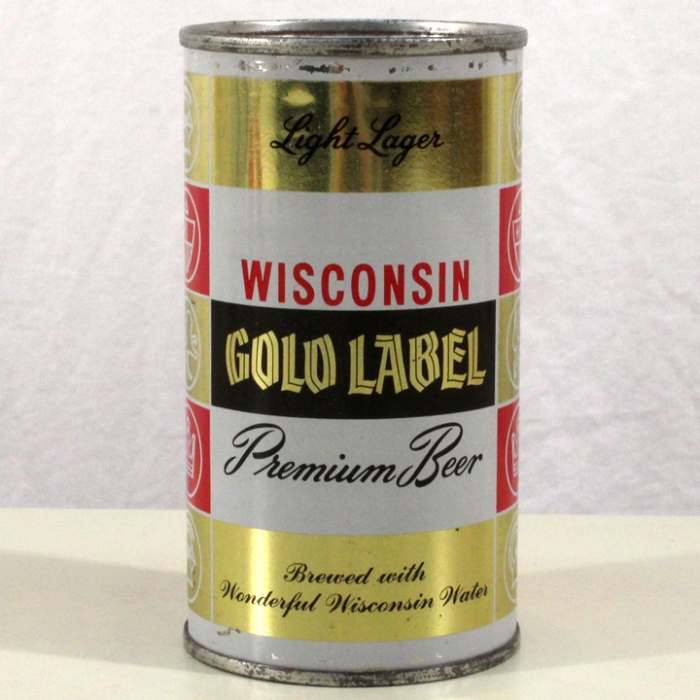 Wisconsin Gold Label Premium Beer 146-20 Beer