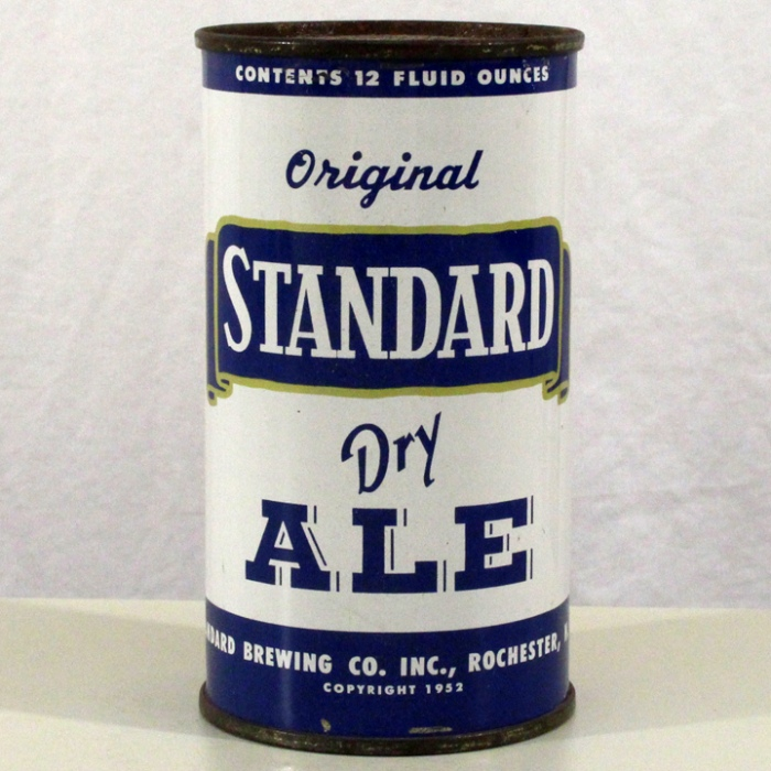 Standard Dry Ale (Blue Letters) 135-30 Beer