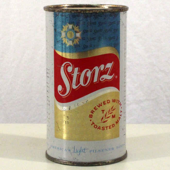 "Storz ""Brewed With Toasted Malt"" NL Beer"