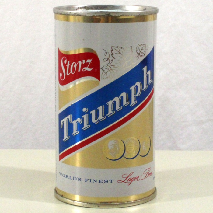 Storz Triumph Lager Beer 137-27 Beer