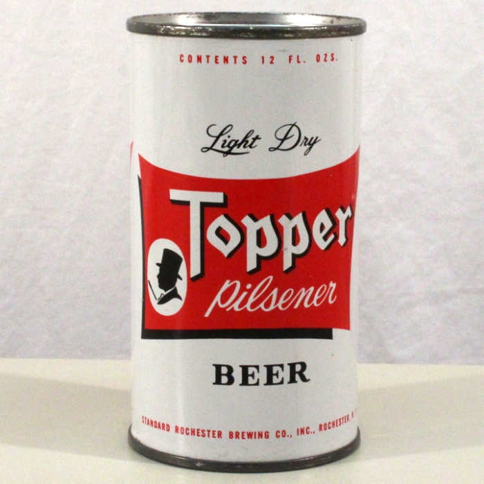 Topper Light Dry Pilsener Beer BANK 139-15 Beer