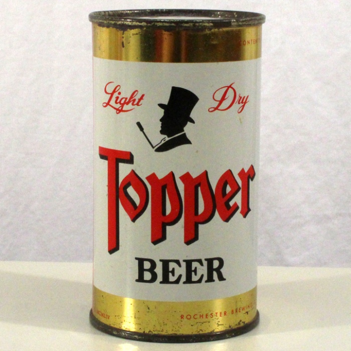 Topper Light Dry Beer 139-12 Beer