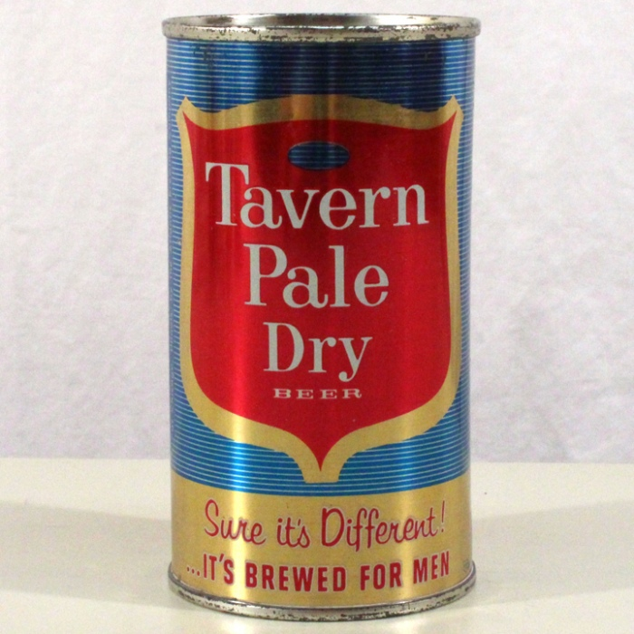 Tavern Pale Dry Beer 138-24 Beer