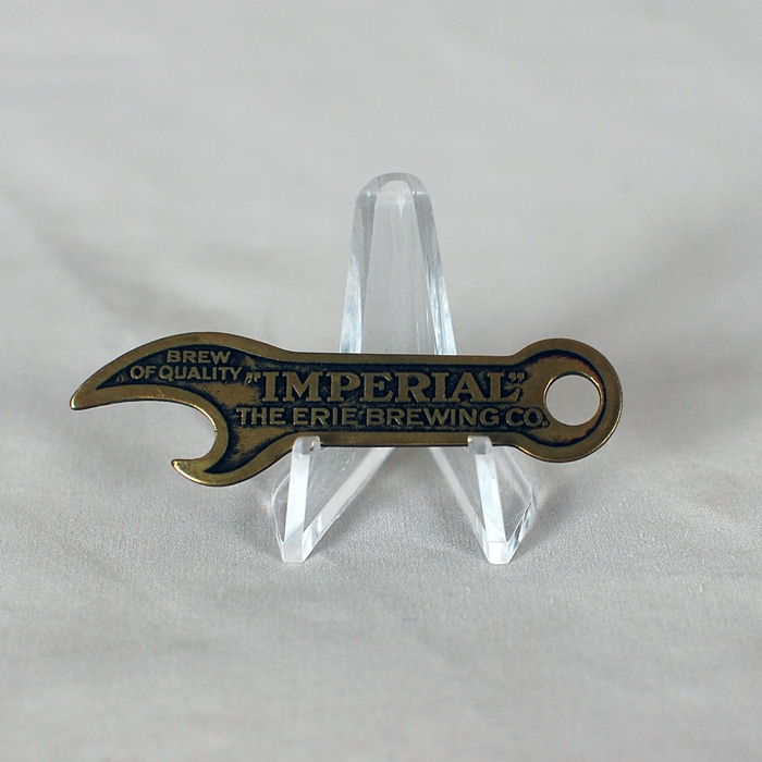 Erie Brewing Imperial Bottle Opener Beer