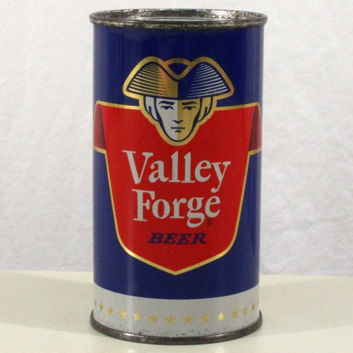 Valley Forge Beer (Gold Trim) 143-01 Beer