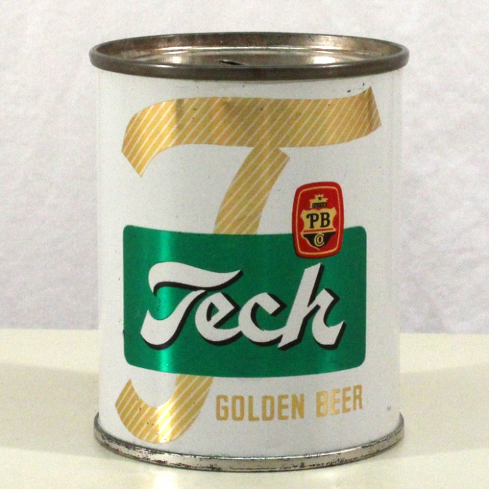 Tech Golden Beer 242-21 Beer