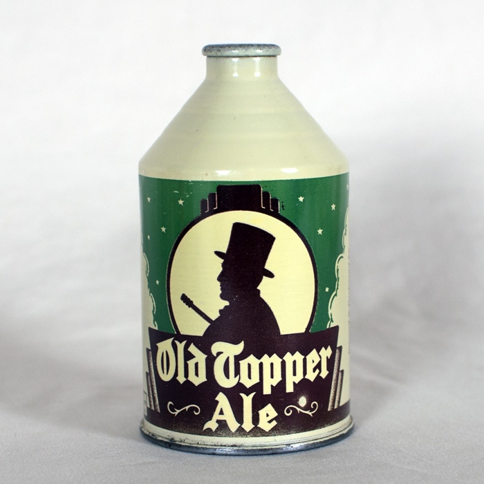 Old Topper Ale 197-33 Beer