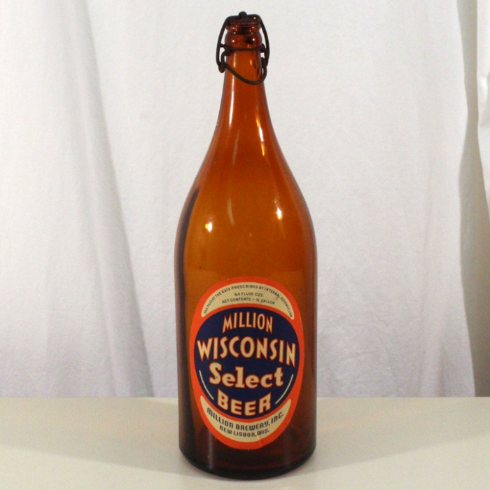 Million Wisconsin Select Beer Picnic Beer