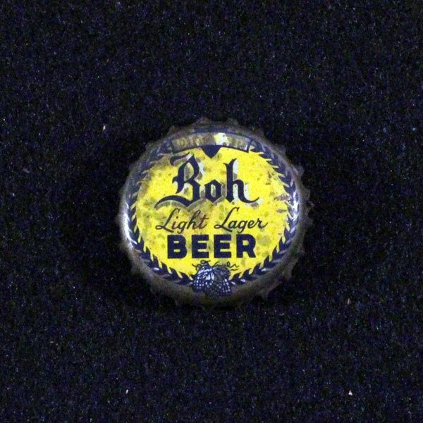 Boh Light Lager Beer Beer