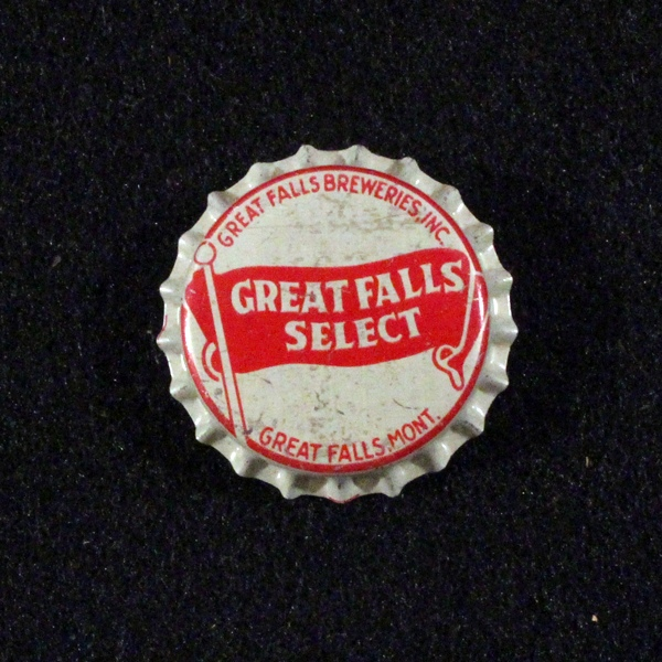 Great Falls Select - CCC Beer