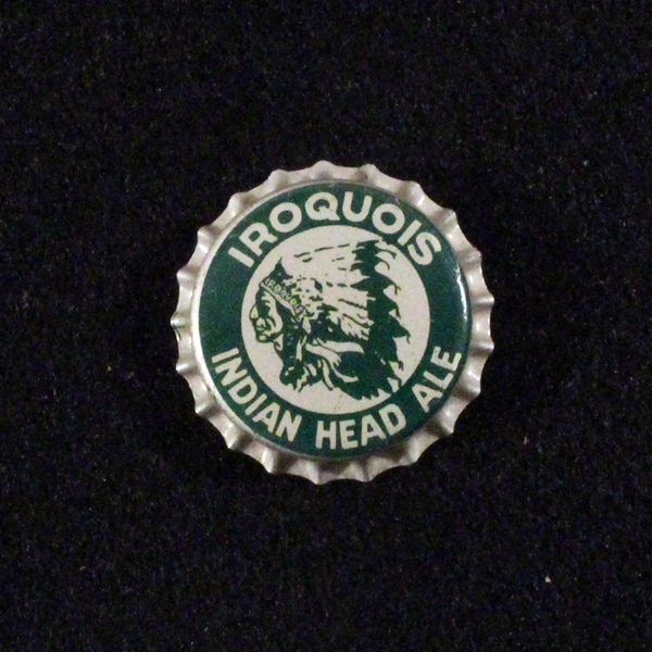 Iroquois Indian Head Ale Beer