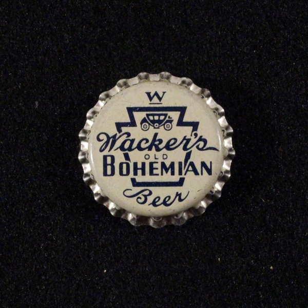 Wacker's Old Bohemian Beer PA Tax Beer