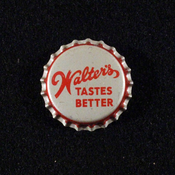 Walter's Tastes Better Beer