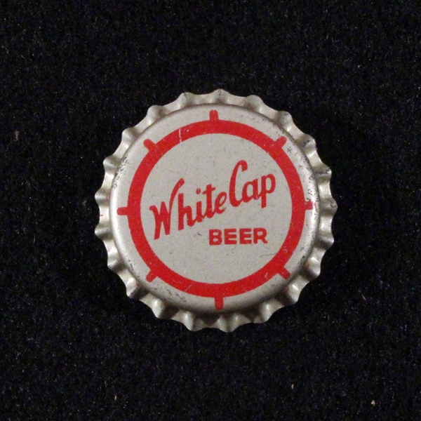 White Cap Beer - Red Beer