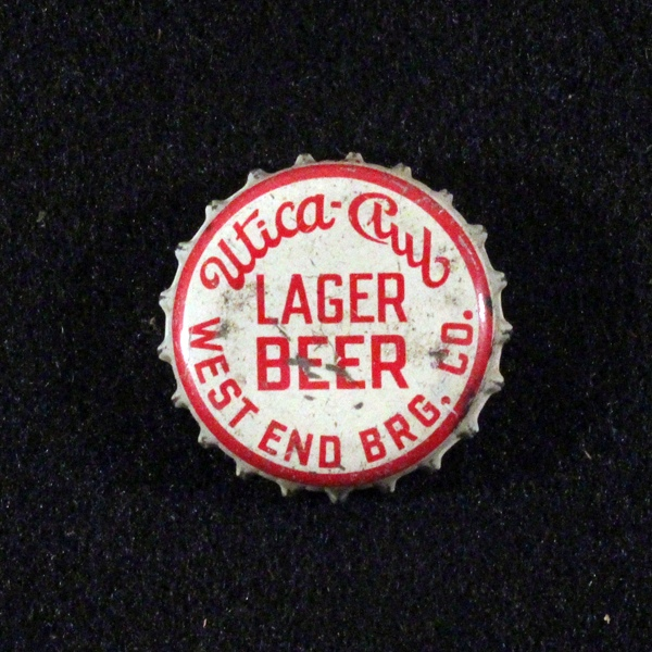 Utica Club Lager Beer Beer