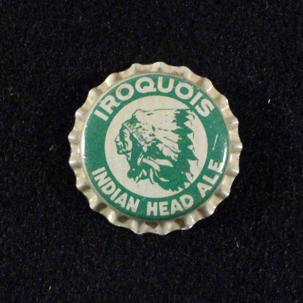 Iroquois Indian Head Ale - Armstrong Beer