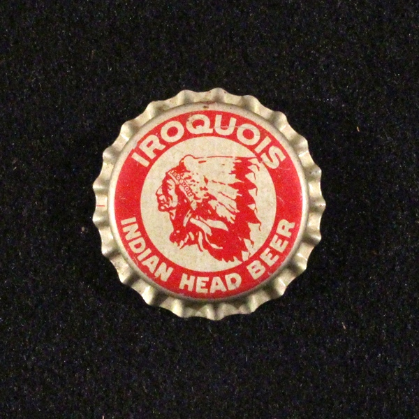 Iroquois Indian Head Beer - Armstrong Beer