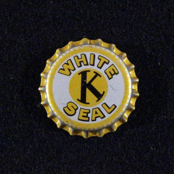 White Seal K (Kiewel) - Darker Color Beer