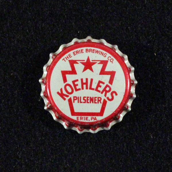 Koehler's Pilsener PA Tax - White Beer