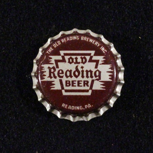 Old Reading Beer PA Tax Beer