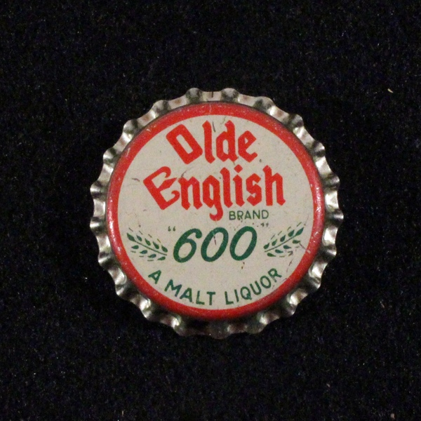 "Olde English ""600"" Brand Malt Liquor - Armstrong Beer"