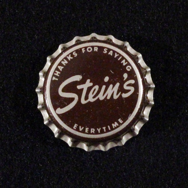 Stein's - Brown Beer