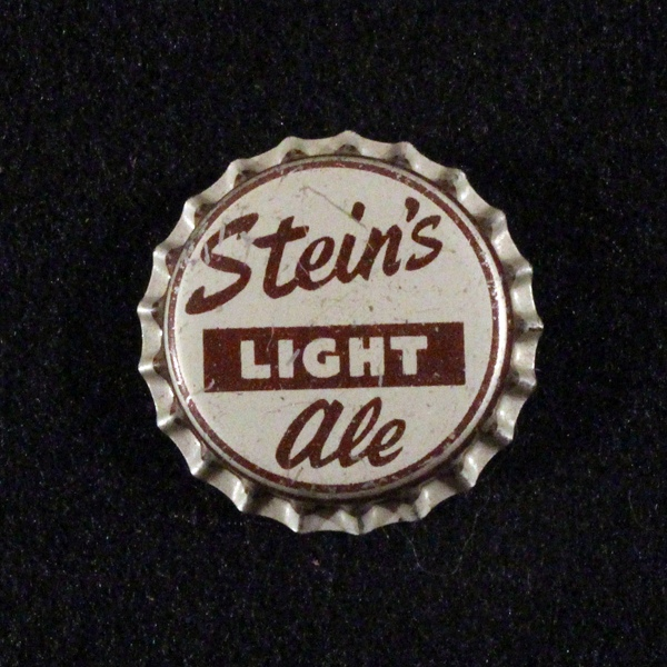 Stein's Light Ale Beer