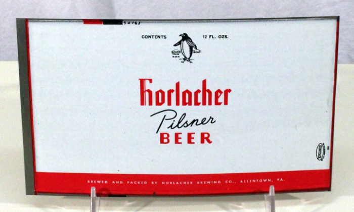 Horlacher Pilsner Beer 077-18 (Flat Sheet) Beer