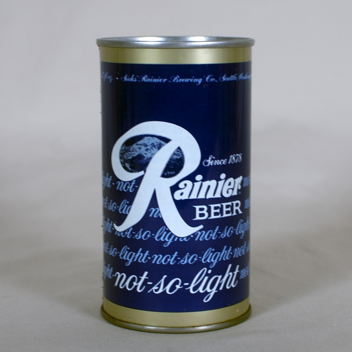 Rainier Beer Blue 112-11 Beer