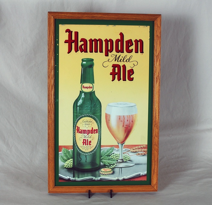 Hampden Mild Ale RPG Sign Beer