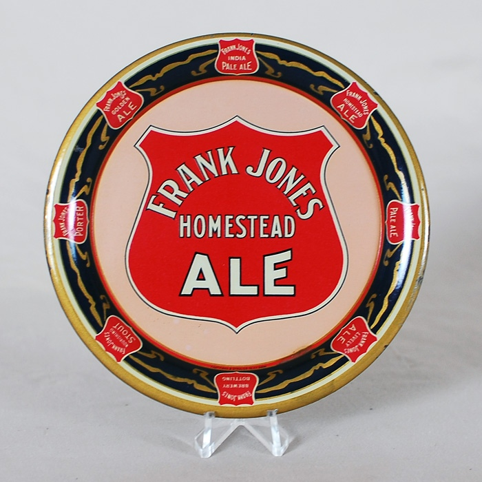 Frank Jones Homestead Ale Tip Tray Beer