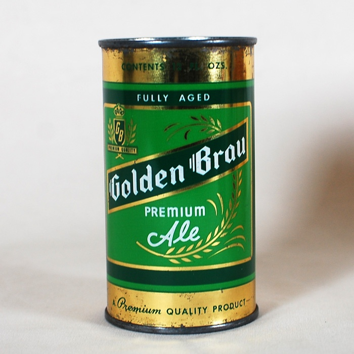 Golden Brau Ale 72-19 Beer
