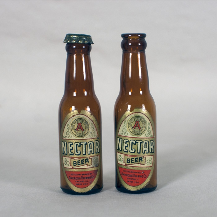 Nectar Beer Mini Bottles Beer