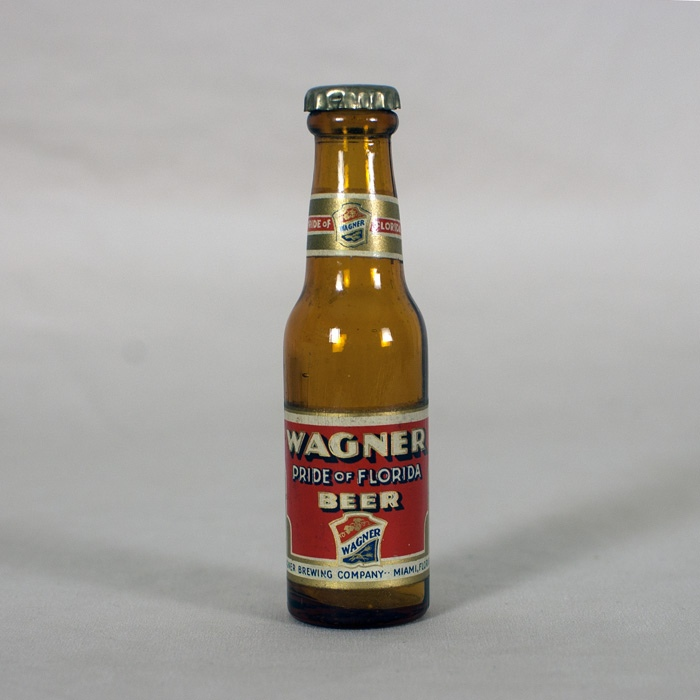 Wagner Pride of Florida Mini Bottle Beer