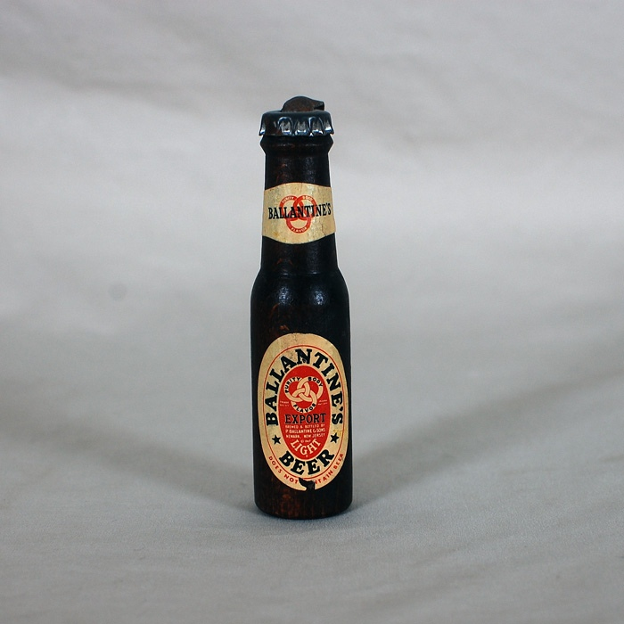 Ballantine Export Light Figural Bottle Opener Beer