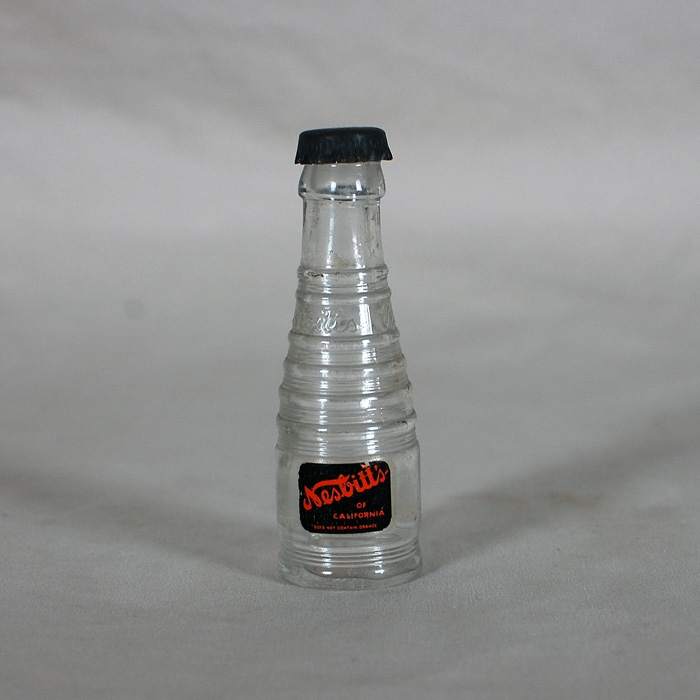 Nesbitt's of California Mini Soda Bottle Beer