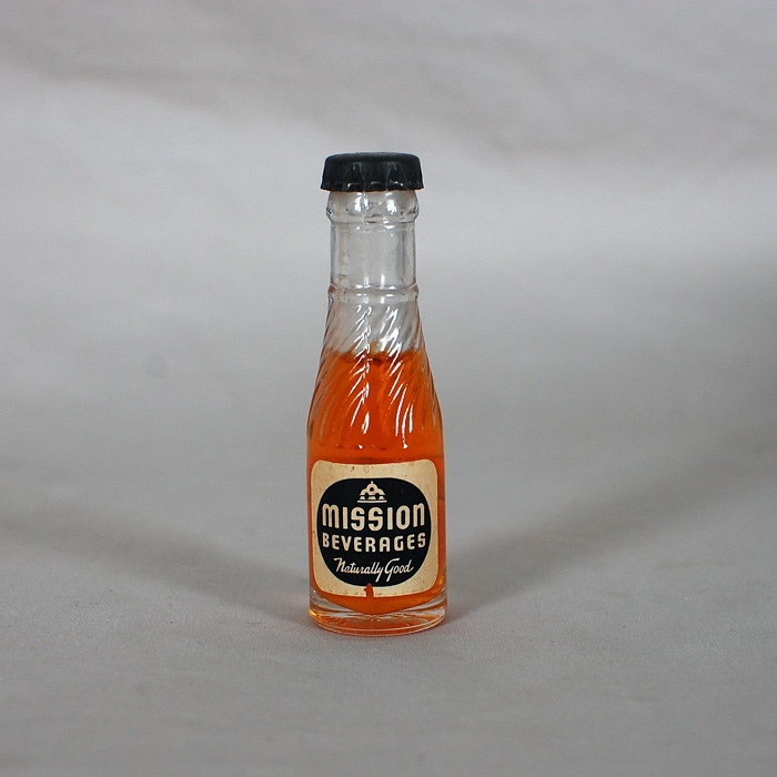 Mission Beverages Naturally Good Mini Bottle Beer