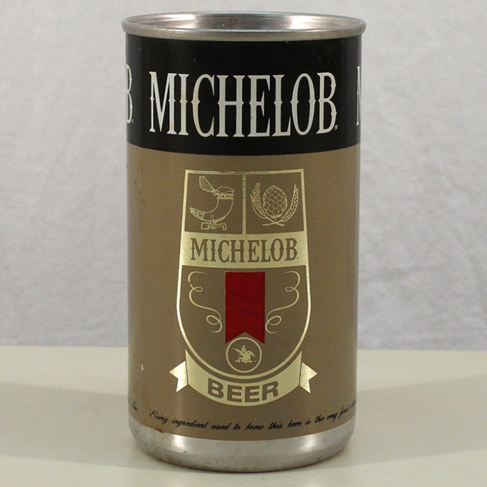 Michelob Beer (Foil Label Test Can) 234-38 Beer