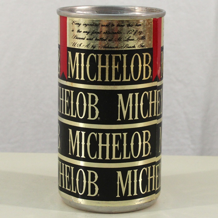 Michelob Beer (Foil Label Test Can) 234-34 Beer