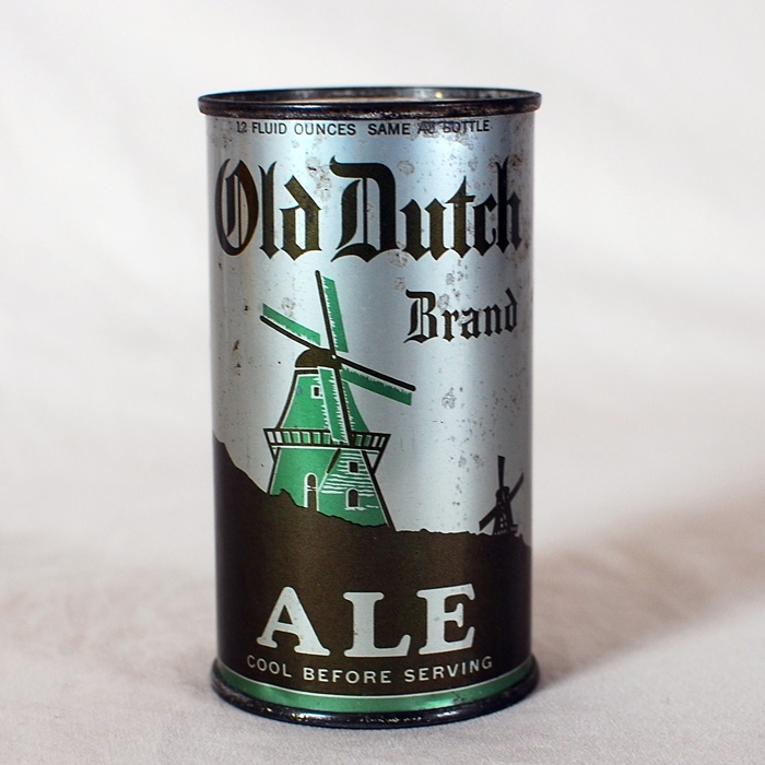 Old Dutch Ale OI 594 Beer